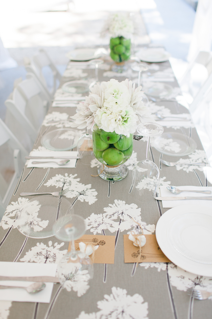 10 All Natural Wedding Centerpiece Ideas – Beach Wedding Tips