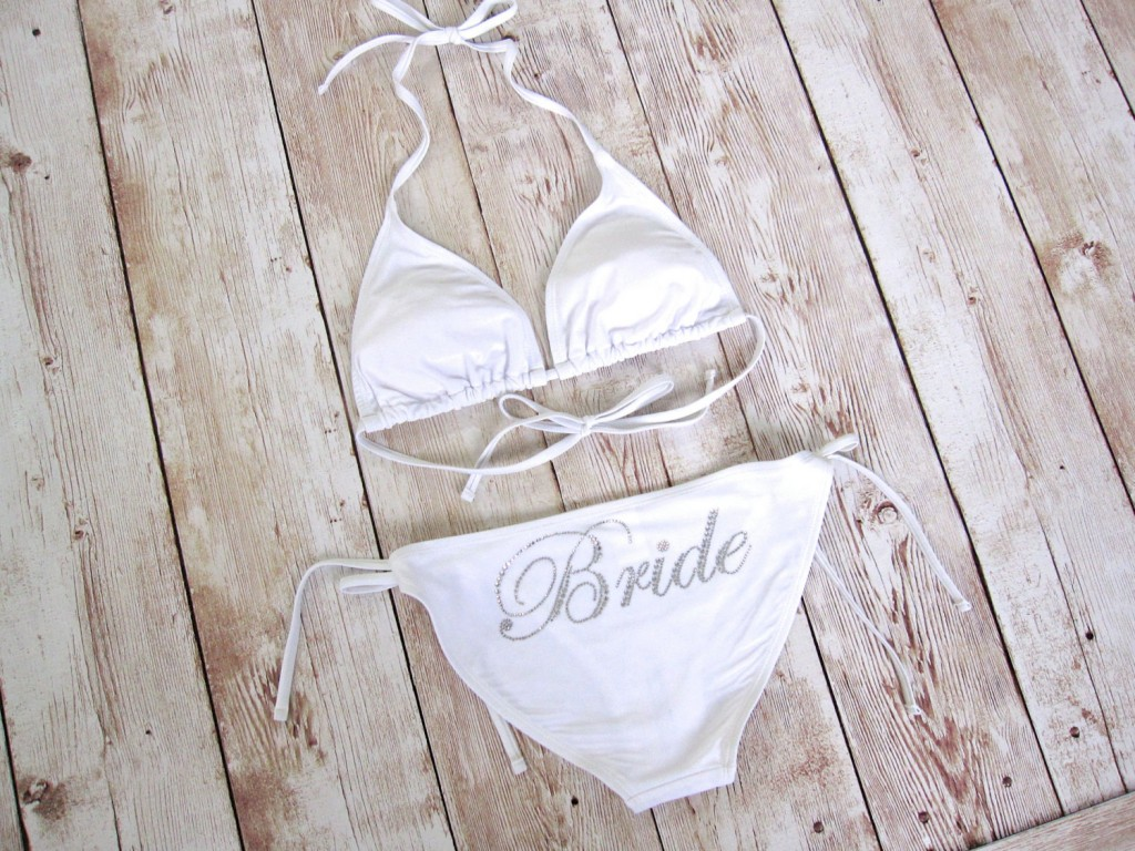Bridal Bikinis for Your Honeymoon Getaway – Beach Wedding Tips