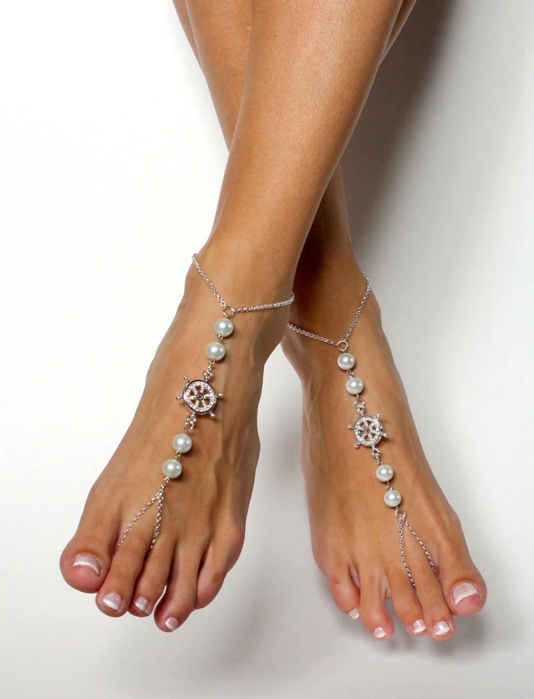 Wheel Barefoot Sandals