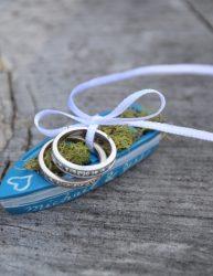 Nautical Ring Holder