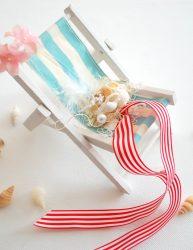 Beach Chair Ring Holder